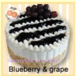 4068  Blueberry Grape Cake