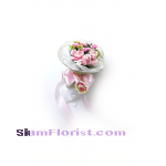 1045 Bouquet of Mixed flowers . more detail click