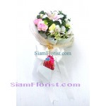 1023 Bouquet of Mixed Flowers