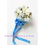 HG1037 Bouquet of Mixed flowers and some Hydrangeas  Click for detail