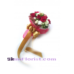 2505  Bouquet of Roses and carnations click for detail..