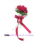 1055 Bouquet of Roses . more detail click
