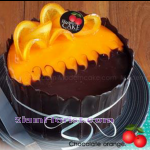 4099 Chocolate Orange Cake