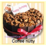 4078  Coffee Nutty Cake