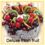 4080 Deluxe Fresh Fruit Cake
