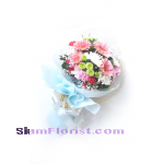 1142. Bouquet of Mixed Flowers..click for detail