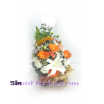 1145 Basket of Flowers. more detail click