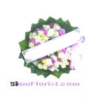 W1063  Sympathy Flowers Wreath  for detail click