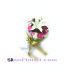 1076 Bouquet of Flowers. more detail click