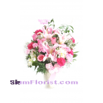 1150 Vase of Flowers. more detail click