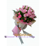 2299V Bouquet of Roses  Click for detail