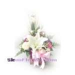 1181 Basket of Flowers. more detail click