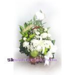 1146 Basket of Flowers. more detail click