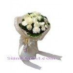 2247  Bouquet of flowers Down Town  start US$39.60