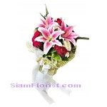 2253  Bouquet of Lilies start US$62