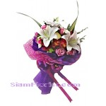 2260  Bouquet of Flowers  start US$62