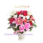 2254  Vase of Flowers  start US$80