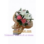 2295  Bouquet of Mixed Flowers start US$50 more detail click