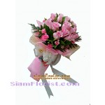 2299  Bouquet of roses   more detail click