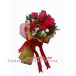 2301  Bouquet of Roses  start US$54 click for detail