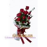 2302  Bouquet of Roses  start US$54 click for detail