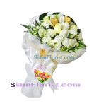 2426V Bouquet of Roses  Click for detail