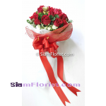 2477V Bouquet of Roses  Click for detail