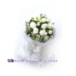 2084V Bouquet of Roses  Click for detail