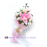 2514V Bouquet of Mixed​ flowers​  Click for detail
