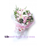 2531V Bouquet of Mixed​ flowers​ Click for detail