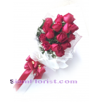2535V Bouquet of Roses  Click for detail