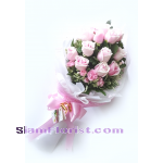 2539V Bouquet of Roses  Click for detail