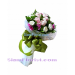 1006V Bouquet of Mixed​ flowers​  Click for detail