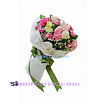 1021V Bouquet of Mixed​ flowers​  Click for detail