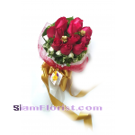 1057V Bouquet of Roses  Click for detail