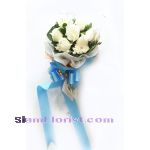 1077V Bouquet of Roses  Click for detail