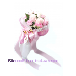 1041V Bouquet of Roses  Click for detail