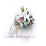 1111V Bouquet of Mixed​ flowers​  Click for detail