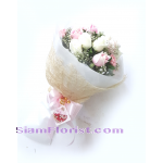 1128V Bouquet of Roses  Click for detail