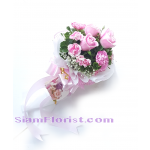1109V Bouquet of Mixed​ flowers​  Click for detail