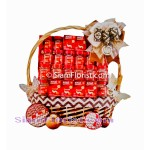 G2347 Gift Basket  Click for detail