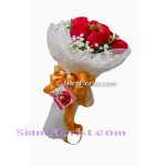 2464  Bouquet of Roses  start click for detail