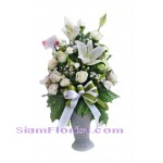 2197  Vase of Flowers  start US$60