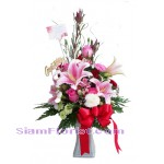 2206  Vase of Flowers  start US$66