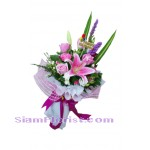 2263  Bouquet of Mixed Flowers start US$60