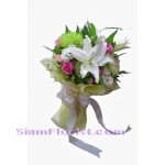 2276  Bouquet of Mixed Flowers start US$60
