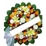 2207  Sympathy Fresh Flowers  start US$60
