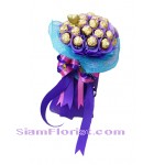 2233  Chocolate Bouquet