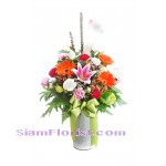 2190  Vase of Flowers  start US$60
