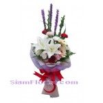 2267  Bouquet of Flowers  start US$62